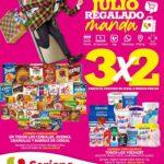 Folleto Soriana Julio Regalado 2021 del 4 al 10 de junio