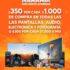 Temporada Naranja 2021: $350 de descuento por cada $1,000 en pantallas, audio, electrónica y fotografía
