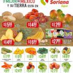Folleto Soriana Super Martes y Miércoles del Campo 8 y 9 de junio 2021