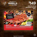 Ofertas Walmart Maestros de la Parrilla en carnes del 11 al 13 de junio