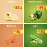 Ofertas Chedraui Martimiércoles de frutas y verduras 8 y 9 de junio 2021