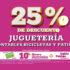 Julio Regalado 2021: 25% de descuento en juguetería y bicicletas