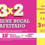 Julio Regalado 2021: 3x2 en higiene bucal y afeitado