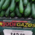 Ofertas Tianguis Bodega Aurrerá en frutas y verduras 11 al 17 de junio 2021