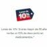 Promo Farmacias Benavides Conmigo Lunes de 10% de descuento para mayores de 55