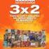 Temporada Naranja 2021: 3×2 en todo el café y galletas del departamento de abarrotes