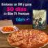 30 Días de Blim Premium Gratis cortesía de Domino's Pizza