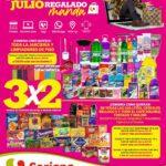 Folleto Julio Regalado Soriana Super válido al 29 de julio 2021