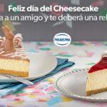 2x1½ por el Día del Cheesecake en Sams Club