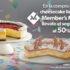 2×1½ por el Día del Cheesecake en Sams Club