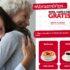 Promoción Abrazos Vips: sopa, café o pay Gratis para que se los regales a quien quieras