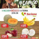 Ofertas Soriana Martes y Miércoles del Campo 13 y 14 de julio 2021
