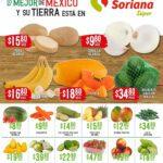 Folleto Soriana Super Martes y Miércoles del Campo 13 y 14 de julio 2021