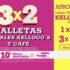 Julio Regalado 2021: 3×2 en galletas, cereales Kelloggs y café