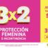 Julio Regalado 2021: 3×2 en protección femenina