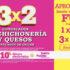 Julio Regalado 2021: 3×2 en salchichonería, quesos y congelados