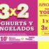 Julio Regalado 2021: 3×2 en yoghurts y congelados