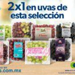 2x1 en uvas seleccionadas en Sams Club (el kilo a $25.90)