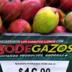 Ofertas Tianguis Bodega Aurrerá en frutas y verduras 16 al 22 de julio 2021