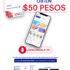 Promoción Farmacias del Ahorro: obtén $50 Gratis al hacer tu primer pedido por la app