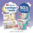 Promociones Farmacias Benavides Bebés: Segundo a mitad de precio en pañales y más