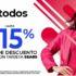 Sears Hot Fashion 2021: Hasta 60% de descuento + hasta 15% adicional