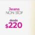 Suburbia Artículo de la Semana 2 al 8 de agosto: Jeans Non Stop desde $220