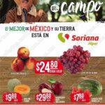 Ofertas Soriana Martes y Miércoles del Campo 17 y 18 de agosto 2021