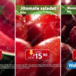 Ofertas Martes de Frescura Walmart 3 de agosto 2021