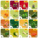 Ofertas Chedraui Martimiércoles de frutas y verduras 31 de agosto al 1 de septiembre 2021