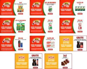 Nuevos cupones Oxxo Vivan las Promos septiembre 2021: 4x3 en frijoles La Sierra y más