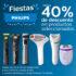 Promoción Fiestas Philips: Hasta 40% de descuento + envío gratis + hasta 6 msi