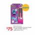 Promo Saba cepillo de dientes eléctrico de Hello Kitty GRATIS en empaques marcados