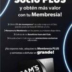 Folleto cuponera Sams Club 21 de septiembre al 13 de octubre 2021
