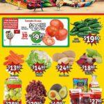 Ofertas Soriana Mercado en frutas y verduras 14 y 15 de septiembre 2021