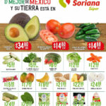 Folleto Soriana Super Martes y Miércoles del Campo 14 y 15 de septiembre 2021