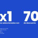 En Martí 2x1 en productos rebajados con hasta 70% de descuento