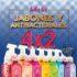 4X2 en todos los jabones y antibacteriales en Bath & Body Works