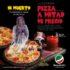 En Benedettis Pizza: 50% de descuento en la segunda pizza mediana