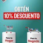 Promo City Club 10x10: 10% de descuento en la compra de 10 artículos