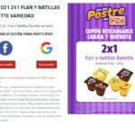 Cupones Oxxo Día del Postre 2021: 2x1 en flanes, natillas, arroz con leche y más
