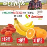 Ofertas Soriana Martes y Miércoles del Campo 12 y 13 de octubre 2021