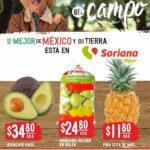 Ofertas Soriana Martes y Miércoles del Campo 19 y 20 de octubre 2021