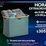 Sams Club Horas Extraordinarias Socio Fest 14 de octubre 2021